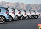 Z historie Volkswagenu Golf: Prvenství a rarity golfového expresu
