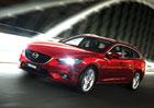 Mazda6: Motory pro Evropu potvrzeny