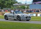 Jaguar F-Type dostane i manuální převodovku