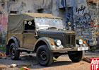 GAZ 69: z Molotovových saní je žádaný veterán