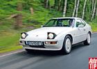Porsche 924 S jako youngtimer: Oslíčku, otřes se!