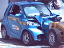 ADAC: Řidiči malých aut jsou v ohrožení života