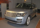 Range Rover 2013: Podrobné představení, české ceny