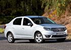 Dacia Logan a Sandero nové generace vyzrazeny na prvních fotografiích