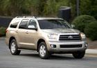 Obrácený downsizing: Toyota Sequoia s 4,6 V8 končí, zůstává jen 5,7 V8