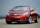 Video: Chevrolet Malibu Turbo už jezdí, zatím na okruhu