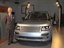 Videoreportáž: Premiéra nového Range Roveru ve Vídni