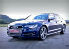 Video: Audi S6 Avant - 420 kon� na leti�tn� plo�e