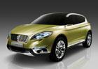 Suzuki S-Cross: Nová SX4 je podle Číňanů nejhezčím konceptem