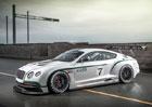 Bentley Continental GT3 míří na závodní okruhy (doplněno video)