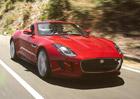 Jaguar F-Type: Britský roadster umí jet 300 km/h