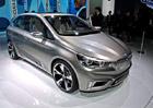 BMW Active Tourer: První živé dojmy