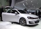 Video z výstaviště: Volkswagen Golf GTI