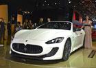 Maserati GranCabrio MC: Nejost�ej�� kabriolet s trojzubcem