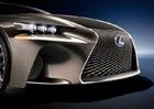 Lexus nepočítá s dieselem pro novou generaci IS