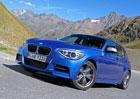 BMW řady 1 nastupuje s pohonem všech kol xDrive