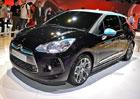 Citroën DS3 Electrum: Černomodré elektrické představy