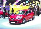 Video z v�stavi�t�: Renault Clio �tvrt� generace