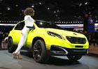Peugeot 2008: Koncept městského crossoveru podruhé