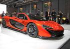 McLaren P1 a MP4-12C Spider: První živé dojmy