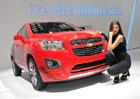 Chevrolet Trax: První živé dojmy