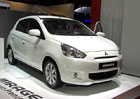 Mitsubishi Mirage: První živé dojmy