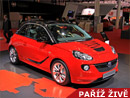 Opel Adam: Prvn� �iv� dojmy (dopln�no video z v�stavi�t�)