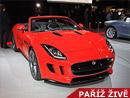 Jaguar F-type: První živé dojmy