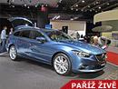 Mazda 6: První živé dojmy