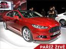 Ford Mondeo: První živé dojmy