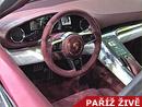 Video z výstaviště: Porsche Panamera Sport Turismo Concept