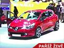 Video z výstaviště: Renault Clio čtvrté generace