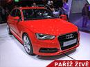 Audi A3 Sportback: První živé dojmy
