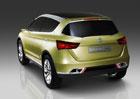 Suzuki hledá partnera pro chystaný kompaktní crossover