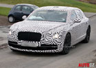 Spy Photos: Bentley Continental Flying Spur dostane facelift