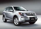 Mahindra XUV vyráží do Evropy, bude se prodávat v Itálii