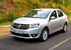 Dacia Logan druhé generace na nových fotografiích a videu