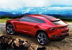 SUV Lamborghini Urus by mohlo být prvním přeplňovaným modelem značky