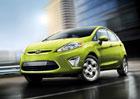 Ford v Americe svolává 154 tisíc exemplářů Fiesty, zlobí airbagy