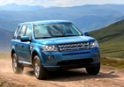 Modernizovaný Land Rover Freelander 2 na českém trhu od 599.760 Kč