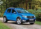 Dacia Sandero bude nejlevnějším autem v Británii