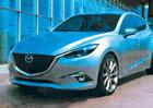 Nová Mazda 3 na prvních fotografiích