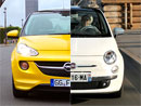Fiat 500 vs. Opel Adam