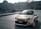 Renault v Japonsku vyprod�v� skladov� Clia z Brit�nie, ��k� jim Lutecia