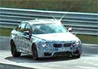 Video: Poslechněte si zvuk příštího BMW M3