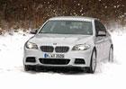 BMW M550d se v Británii prodávat nebude, může za to konstrukce