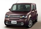 Nissan Cube: Japonsk� krychle pro�la faceliftem