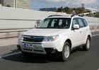 Subaru Forester zlevnil na 471 tisíc Kč