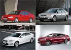 Ford Mondeo slaví 20 let