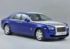 Rolls-Royce rozšířil výbavu řady Ghost
